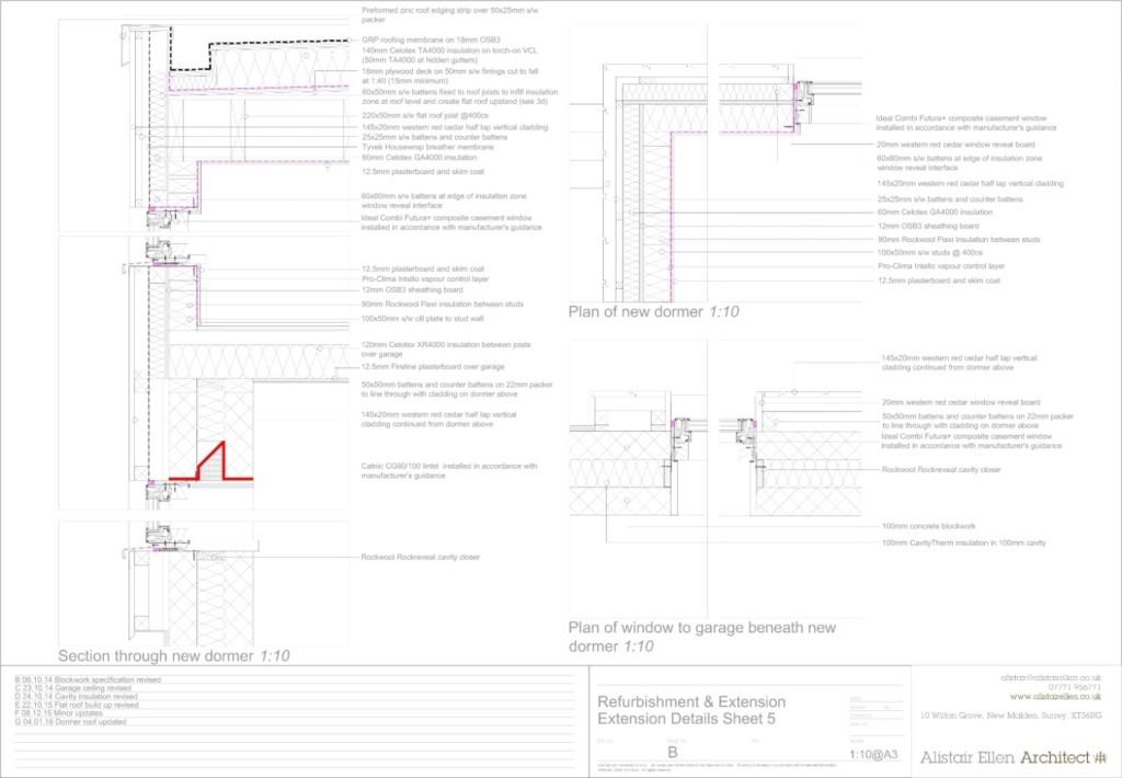 C:UsersOwnerAlistair Ellen ArchitectsProject109 DormersDrawingsBregs Drawings109-15-External Envelope Extension (1)